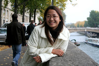 Thuy on the Seine